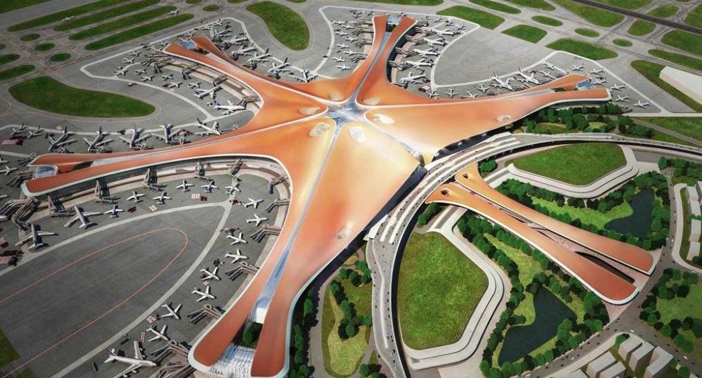 Project–Beijing Daxing International Airport