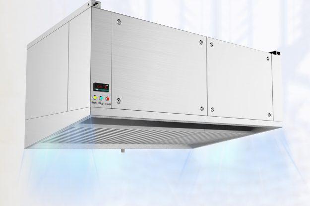 Hood Style Commercial Kitchen Electrostatic Precipitator