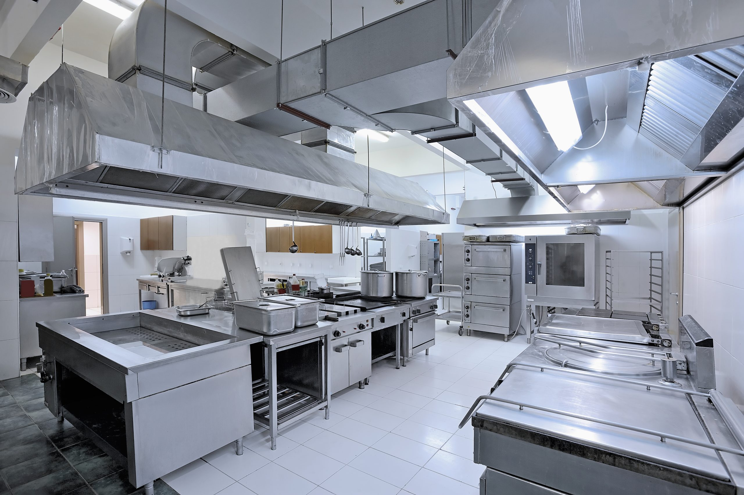General Design Principle of Public Commercial Kitchen Layout ...