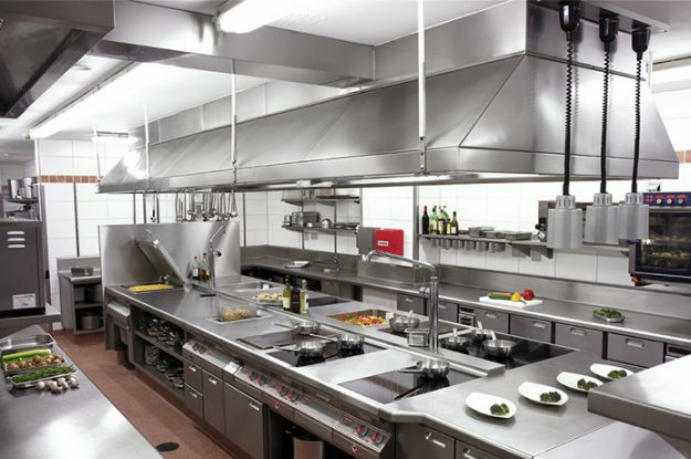 Material Selection of Commercial Kitchen Ventilation Pipes