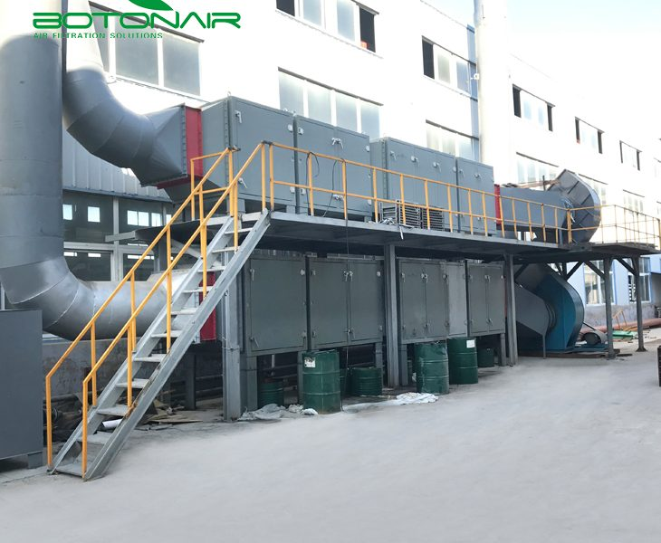 Vinyl Gloves/ PVC Gloves Production Line DOP/DOTP Oil Recovery System
