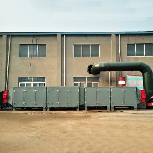 Industrial ESP filter
